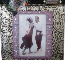 Personalised wedding frame_L